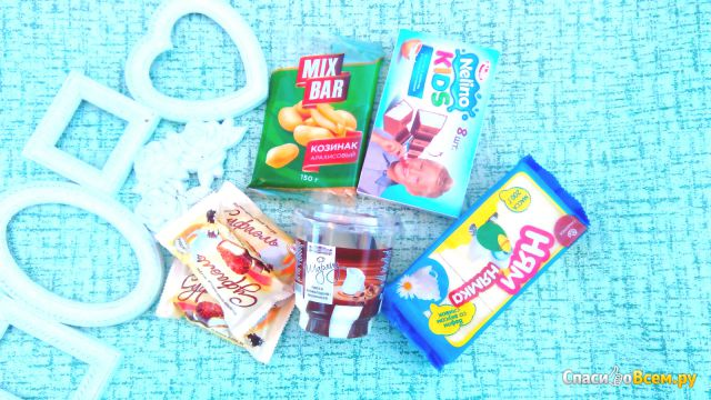 Козинак арахисовый Mix Bar фото