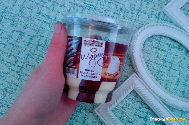 "Паста шоколадно-молочная ""Шарлиз"" фото"
