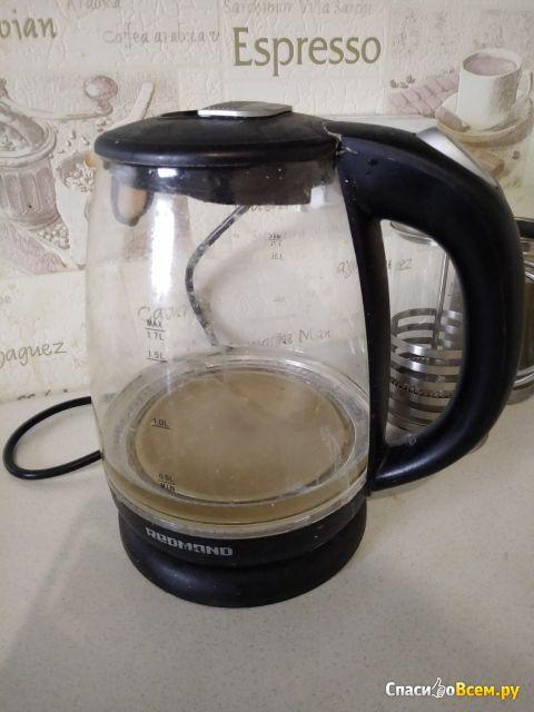 Электрический чайник Redmond RK G-178 фото