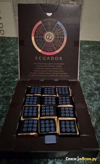 """Горький шоколад """"O'zera"""" Ecuador 75% фото"""