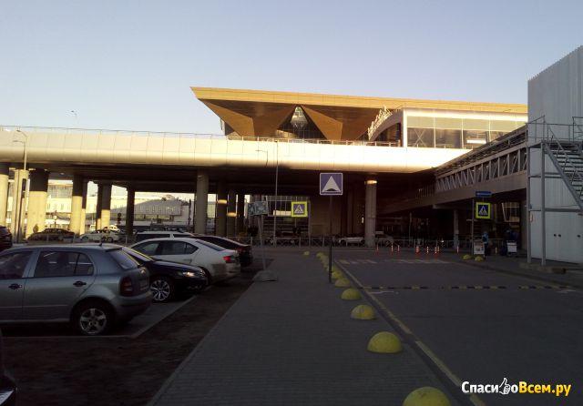 Аэропорт Пулково (Санкт-Петербург, Пулковское ш., д. 41А) фото