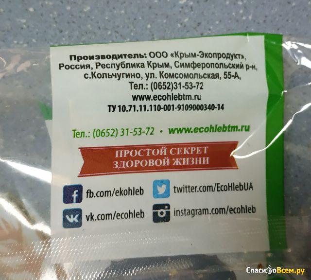 Хлеб Крым-Экопродукт Молодость фото