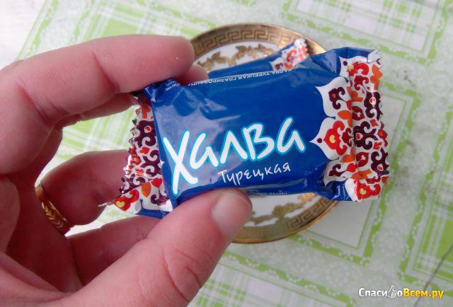 "Конфеты ""Халва Турецкая"" KDV фото"