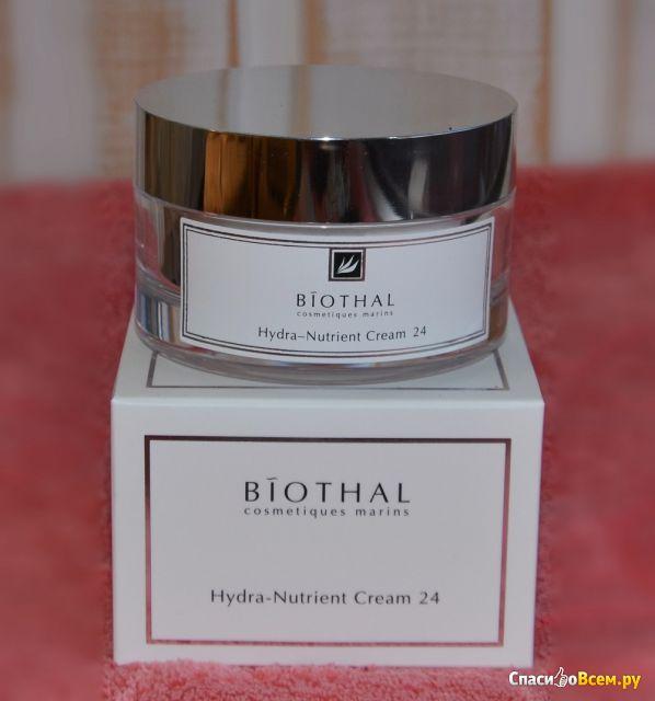 """Увлажняющий питательный крем для лица 24 Hydra-Nutrient Cream 24 """"Biothal"""" фото"""