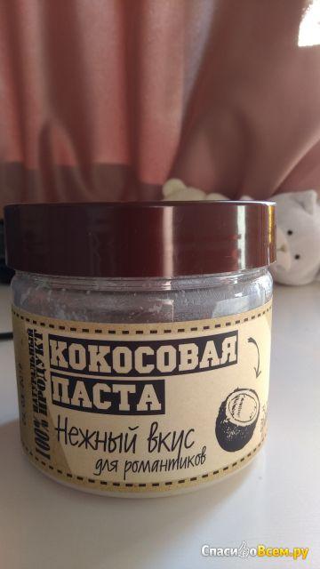 Кокосовая паста Благодар Нежный вкус для романтиков фото