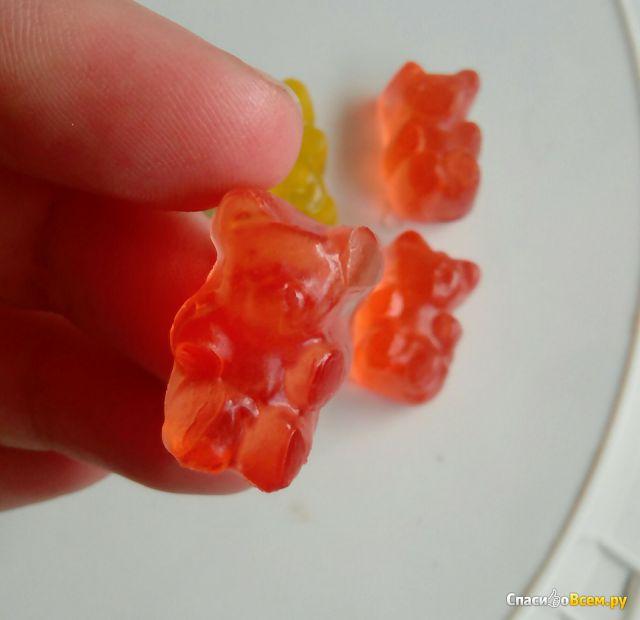 "Мармелад ""Мармеладные медвежата"" Детский сувенир фото"