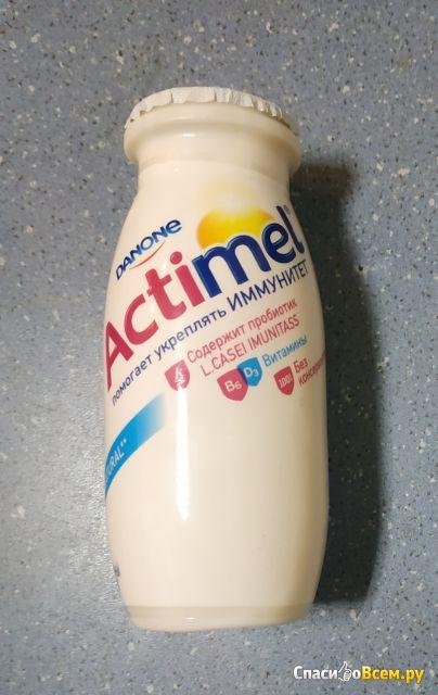 """Кисломолочный продукт """"Actimel"""" Natural фото"""