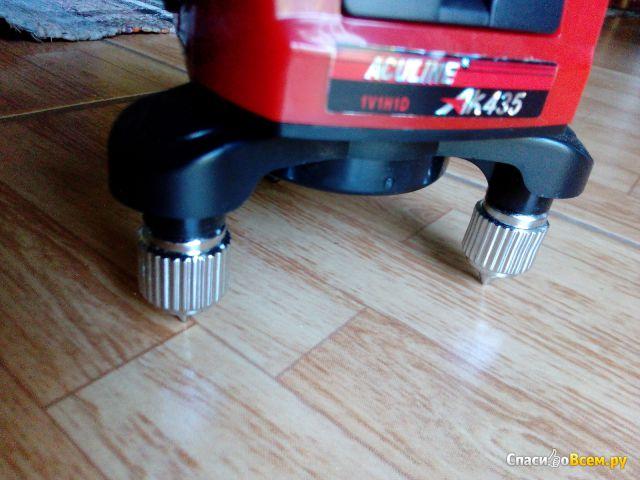 Лазерный нивелир Aculine AK435 фото