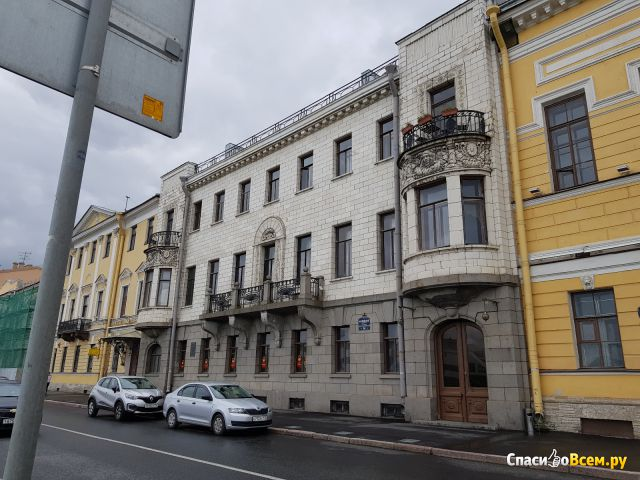 Экскурсия по Дворцу Великого князя Михаила Александровича (Санкт-Петербург, Английская наб., 54) фото