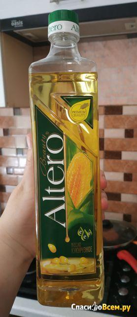 """Кукурузное масло """"Altero Beauty"""""""