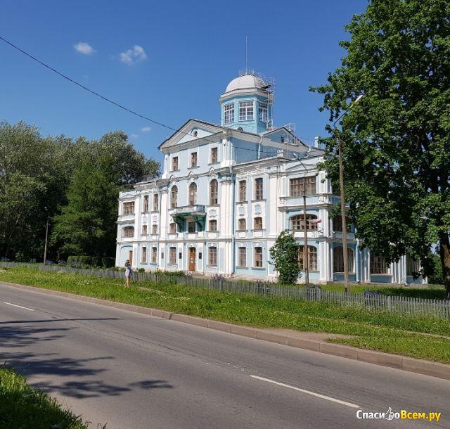 Парк Новознаменка (Санкт-Петербург) фото
