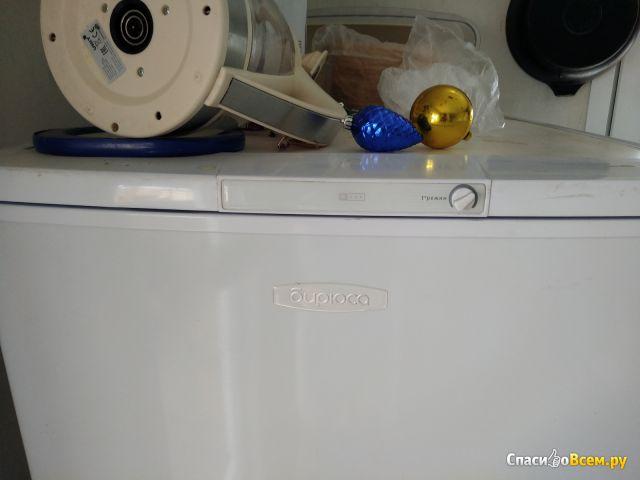 Двухкамерный холодильник Бирюса 153 фото