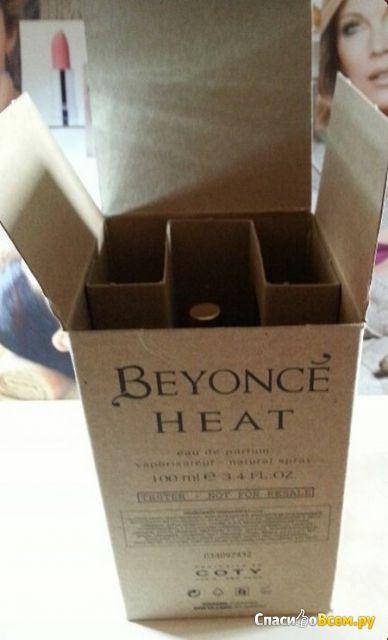 Парфюмированная вода Beyonce Heat фото