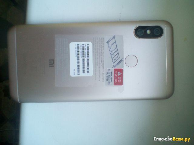 Смартфон Xiaomi Mi A2 Lite фото