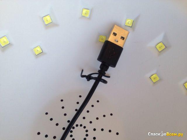 Светодиодная лампа для ногтей  Full Beauty 45W Nail Led Lamp for Curing Gel Polish