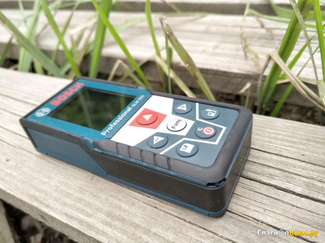 Лазерный дальномер Bosch GLM 500 фото