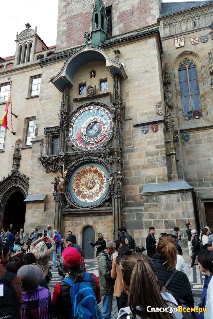 Староместская ратуша в Праге (Чехия) фото