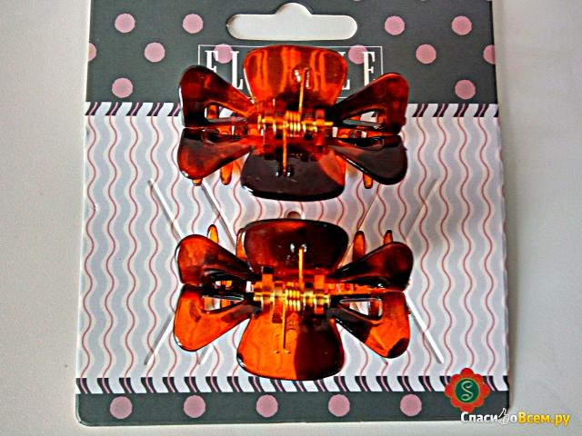 Заколка-краб для волос Florale NFL 6-03 фото