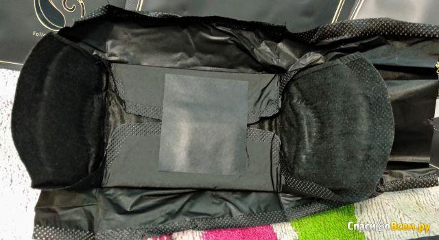 Черные прокладки NOX в индивидуальных саше фото