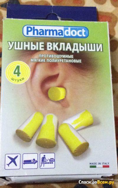 """Ушные вкладыши """"Pharmadoct"""" фото"""