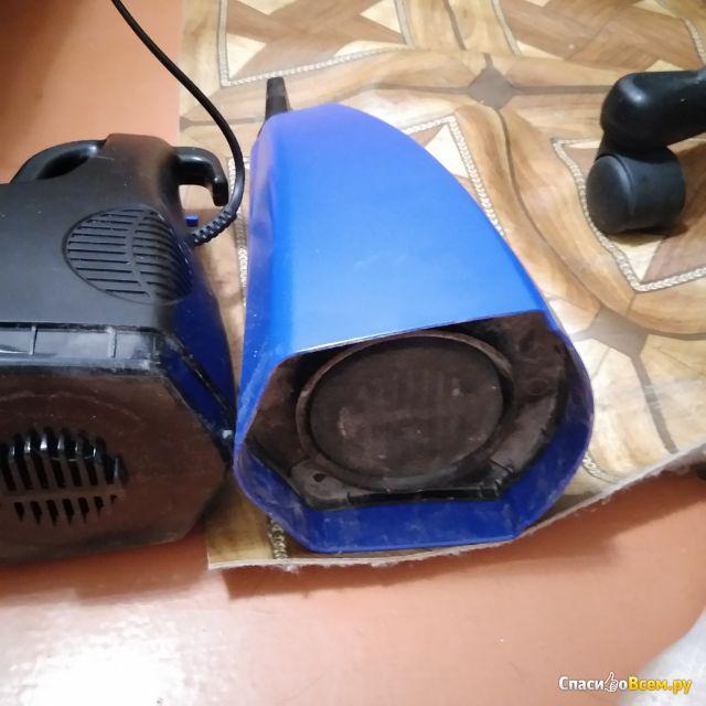 Ручной пылесос Ginzzu VS121 фото