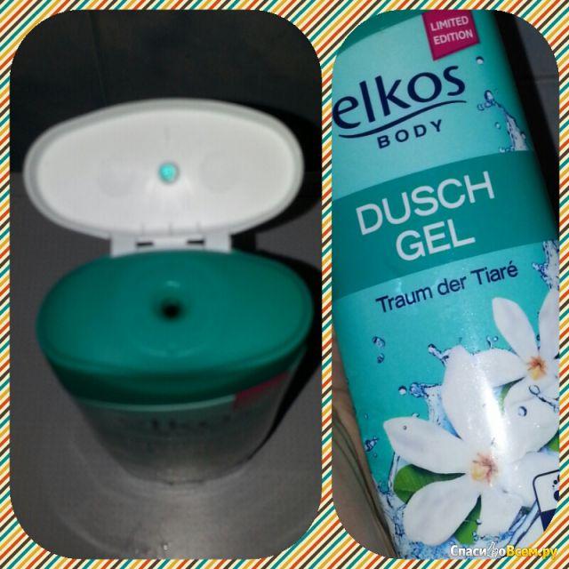 Гель для душа Elkos Traum der Tiare с ароматом цветов тиаре фото