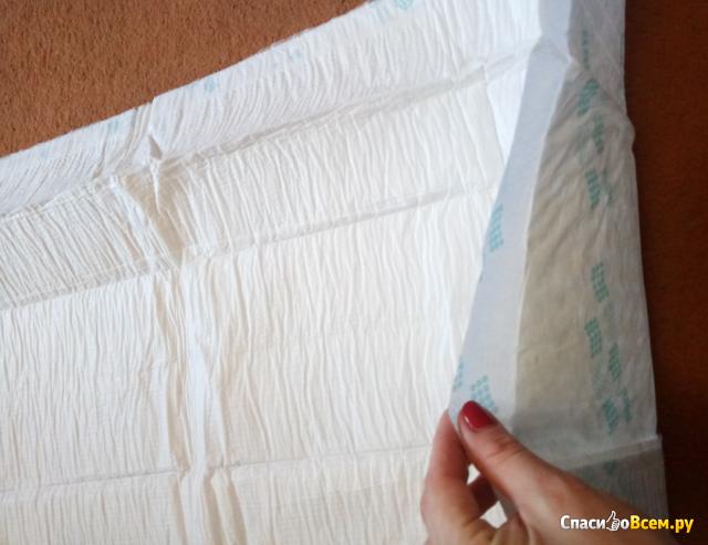 Пеленки влаговпитывающие Seni Soft Super 90*60 см фото