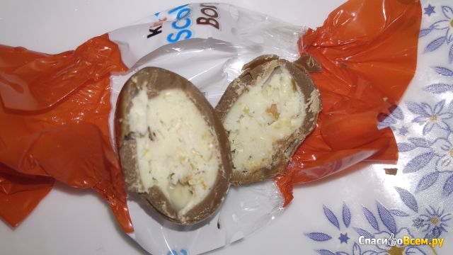 Конфеты Kinder Choco-Bons фото