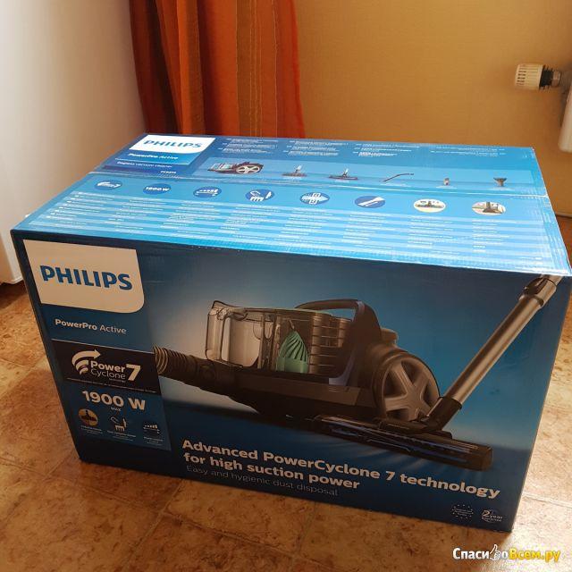 Пылесос  Philips FC9573/01 фото