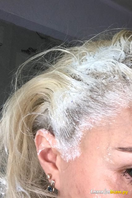 Осветлитель для волос Londa Blonding Powder фото