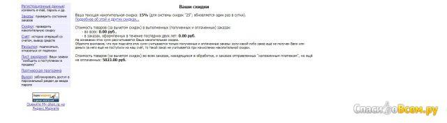 Интернет-магазин My-shop.ru