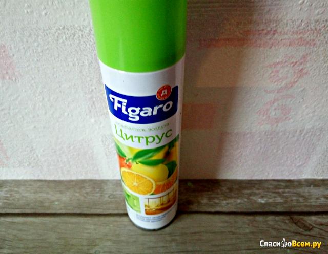 Освежитель воздуха Figaro цитрус