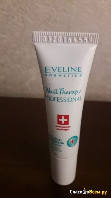 Экспресс-удалитель кутикулы Eveline cosmetic Nail Therapy Professional фото