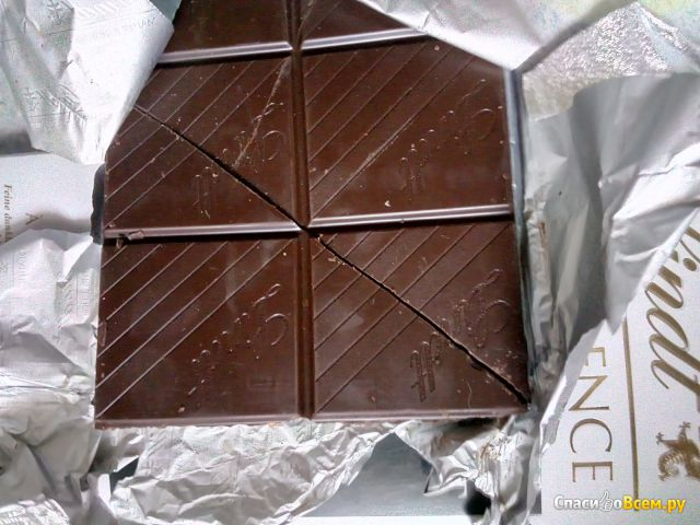 Шоколад Lindt Excellence темный с лаймом