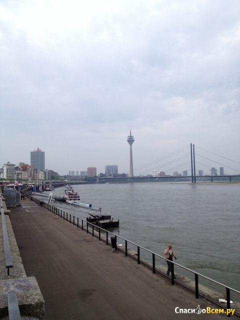 Город Дюссельдорф (Германия) фото