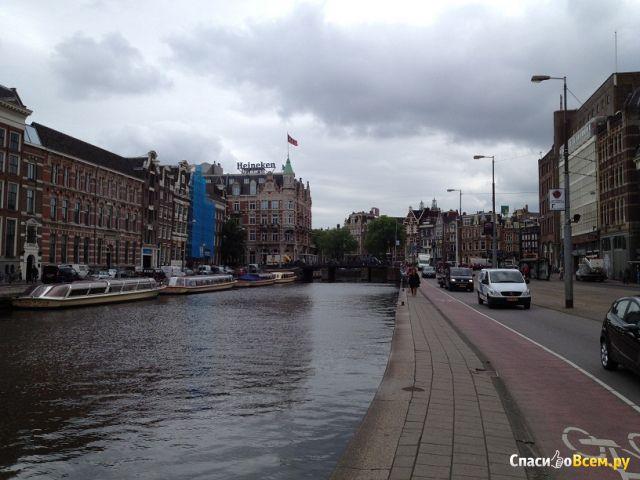 Город Амстердам (Нидерланды)