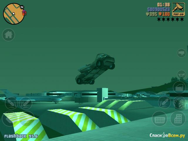 Игра Grand Theft Auto 3 для iPad
