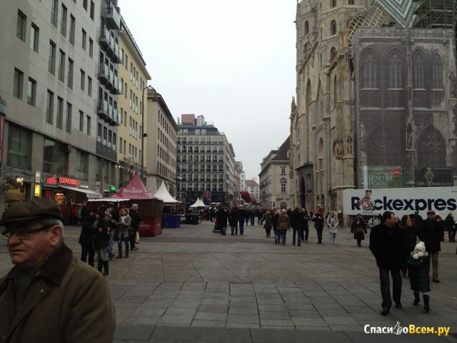 Город Вена (Австрия) фото