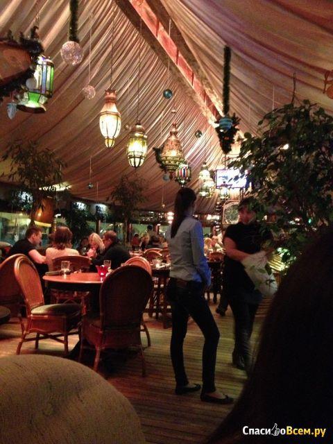 """Ресторан """"Шатер"""" (Москва, Чистые пруды) фото"""