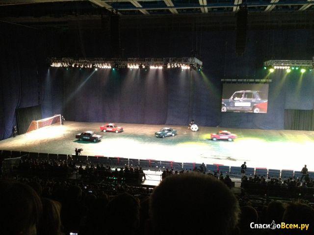 Шоу Top Gear Live (Москва, спорткомплекс Олимпийский) фото