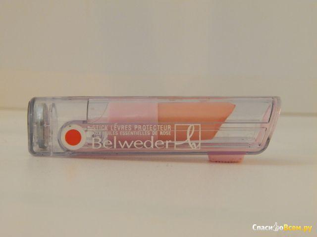 Бальзам для губ Belweder с розовым маслом фото