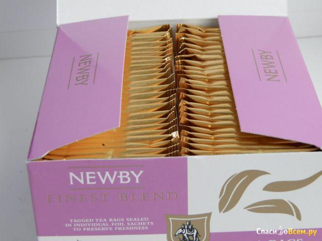 Чай в пакетиках NEWBY English Breakfast фото