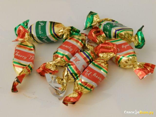 Набор шоколадных конфет Fazer Liqueur Fills
