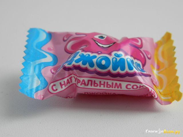 """Жевательные конфеты АВК """"Джойка"""" с натуральным соком фото"""