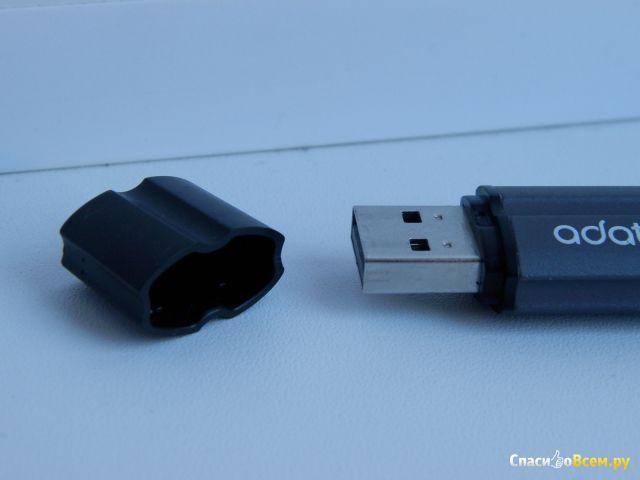 USB-флешка A-Data C905 Gray фото