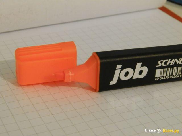 Текстовые маркеры Schneider job 1-4 мм. фото