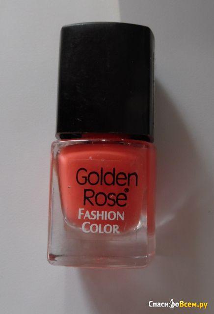 Лак для ногтей Golden Rose 75 фото