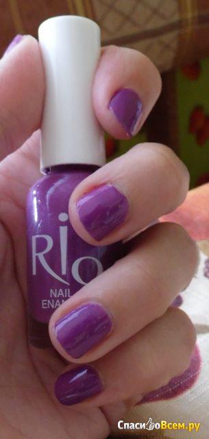 Лак для ногтей RIO №17 фото