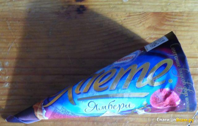 """Мороженое Nestle Extreme """"Ямбери"""" фото"""