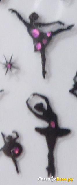 "Наклейки для ногтей EL Corazon ""Nail Art"" Premium Stick"